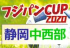 2020年度  山形県クラブユースU-15選手権大会 9/22結果速報!