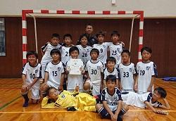 2020年度 第10回 兵庫県U-10 フットサル大会 西宮大会 優勝は西宮SS!