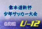 2020年度 第18回JA全農杯全国小学生選抜サッカーIN北海道 北空知地区予選 優勝はN-JSC滝川!