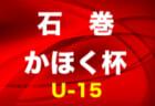 2020年度第53回埼玉県大学サッカーリーグ 次回10/3,4