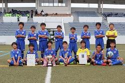 2020年度 第73回姫路市民体育大会サッカー競技少年6年の部(兵庫県) 優勝は大塩SC!