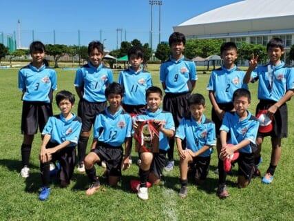 2020全日リーグ宜野湾地区 優勝は大謝名FC!  沖縄