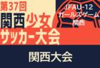 【中止も含め延期】2020年度 JFA U-12ガールズゲーム2020 関西 第37回 関西少女サッカー大会