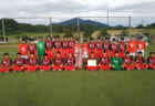 2020 第35回福岡県クラブユース(U-15)サッカー選手権大会 福岡支部予選 優勝はエリア伊都!