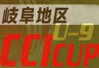2020年度 第44回全日本U-12サッカー選手権 兼 MUFGカップ知多地区大会(愛知)全日本&MUFGともに県大会出場チーム決定!