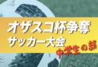2020年度 JFA第24回全日本U-18女子サッカー選手権大会四国大会 優勝は愛媛FCレディースMIKAN 結果掲載