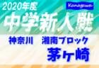 2020年度 カトレアカップミニ(U-10)少女8人制サッカー大会 静岡県 優勝はクワトロガールズ!