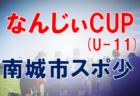 JFA U-12サッカーリーグ2020茨城(県北地区)優勝はFC日立!