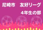 2020年 第64回東京【第8支部】中学校サッカー新人戦ブロック大会 優勝は東海大菅生中等部!