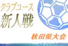 2020年度第26回全日本ユース(U-15)フットサル大会新潟県大会 優勝はF.THREE!