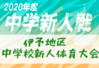 2020 Jリーグ U-14サザンクロスリーグB  10/3結果速報!