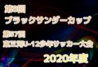 U-14鳥取県サッカー大会2020 中部リーグ(鳥取)12/19結果情報お待ちしています!