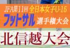 速報!【代替大会】2020年度 第35回日本クラブユースサッカー選手権(U-15)大会 関西大会プレーオフ 決勝11/28結果掲載!優勝はアイリスFC住吉!