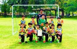 2020年度 本間 勲 CUP 2020 U-9 (新潟)優勝はkF3!