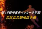 2020年度 第43回 EFA 愛媛県少年サッカー新人大会 U-11(南予地区予選)県大会出場チーム掲載