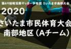 2020年度HEISHIN杯第43回 福島県U-11サッカー大会 in県北  県大会出場6チーム決定!