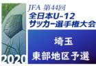 【優秀選手掲載】2020年度 フジパンカップ ユースU-12 サッカー大会 少女の部 愛知県大会 優勝は名古屋FC!