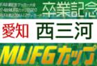 2020年度  U-13サッカーリーグ福島  最終結果情報募集
