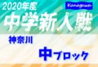 フューチャーリーグ大阪2020 U-13・1部2部 1/11までの結果更新!