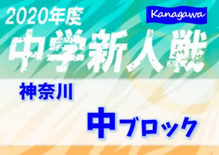 2020年度 神奈川県中学校サッカー大会 中ブロック大会 優勝は伊勢原中!大野中とともに県大会進出!! 情報ありがとうございます!