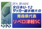 2020年度 第11回全日本 U-15 女子フットサル選手権  東海地域大会  優勝は名古屋FCルミナス(愛知)  全国大会出場決定!
