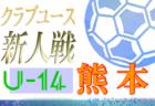 2020年度 福岡県高校サッカー新人大会 中部ブロック予選 県大会出場校決定!