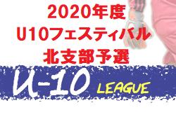 2020年度U10フェスティバル北支部予選 広島県 情報お待ちしております!