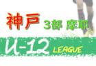 2020年度 奈良県高校サッカー新人大会 各ブロック優勝チーム決定!