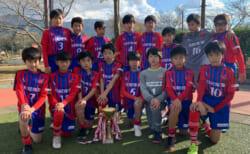2020年度 NTT西日本グループカップ第53回静岡県ユースU-12サッカー大会 東部支部 駿東地区予選  優勝のALA裾野が県大会出場決定!東部大会出場8チームも決定!