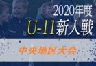 2020年度 福岡県高校サッカー新人大会 筑豊ブロック予選 県大会出場校決定!