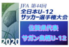 2020年度 第44回木下杯少年サッカー大会(滋賀U-11) 甲賀ブロック予選 県大会出場5チーム決定!