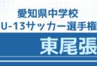高円宮杯JFAU-13サッカーリーグ2020三重 トップリーグ残り3試合情報をお待ちしています!