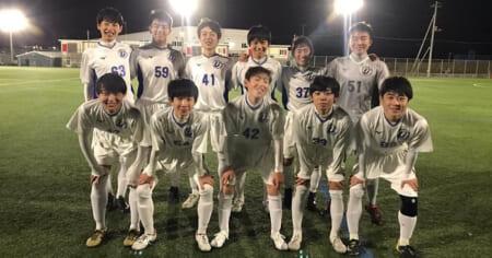 2020年度 第22回山梨県クラブユースU-15CUP 優勝はUスポーツホワイト!