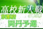 高円宮杯JFA U-18サッカーリーグ2020 大阪 3部 全結果更新!