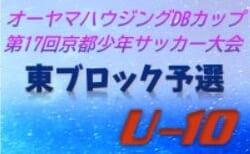 2020年度 オーヤマハウジングDBカップ 東ブロック予選 京都府 1/23,24結果速報!まずは葵Rが府大会へ!1試合から情報提供お待ちしています!