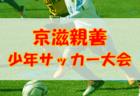 2020年度 京滋親善少年サッカー大会(滋賀県開催)12/6開催!組合せ掲載!リーグ表へのご入力を是非お待ちしています!