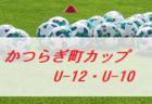 2020年9~11月神奈川県のカップ戦優勝・上位チーム紹介(随時更新)