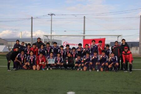 アットホームカップ2020 第18回インディペンデンスリーグ全日本大学サッカーフェスティバル 優勝は明治大学U-22!