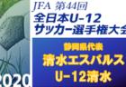 高円宮杯JFA U-18サッカーリーグ2020千葉  1部①ジェフ千葉②八千代が優勝!2部も全日程終了!