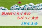 2020年度 第12回米濵・リンガーハットカップ長崎県ジュニアサッカー大会(男子の部)U-11新人戦 優勝は長崎ドリームFCジュニア!