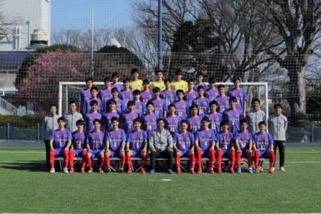 FC東京U-18 登録選手一覧、意気込み動画掲載!【U-18クラブ選手権 出場チーム紹介】
