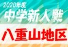 2020年度 朝日新聞社杯・ユーハイム杯 KOBE NEW YEAR 2021(兵庫県)優勝は市トレセンU-12A!
