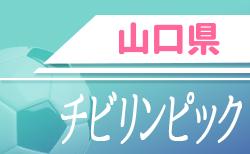 2020年度 JA共済カップ 第10回山口県少年サッカーU-11中央大会 組合せ掲載!3/6.7開催