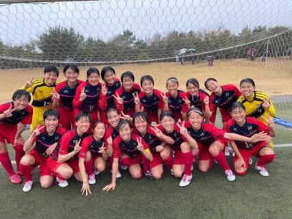 2020年度 第26回鹿児島県高校新人女子サッカー競技大会 優勝は神村!