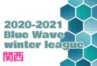 第4回 和歌山県 WFA U-13サッカーリーグ2020 1/16~2/7は中断・延期