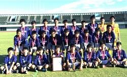 大宮FC ジュニアユースセレクション 2/1・3開催 2021年度 埼玉県