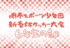 高円宮杯JFA U-18サッカーリーグ2020 大阪 1部・2部 1部優勝は大阪学院!一部試合結果情報お待ちしています。