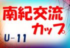 【延期】2020年度ニッサングループ杯第33回九州U-11サッカー大会 宮崎県大会(新人戦)1/9準決勝・決勝は延期