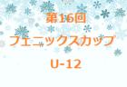 2020年度 第42回豊津カップ(U-12)福岡県 大会の結果情報お待ちしています!