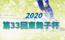 2020年度 第33回東舞子杯U-12(兵庫) 優勝はセンアーノ神戸!未判明分の情報提供お待ちしています